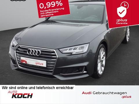 Audi A4 Avant 40 TDI q S-Line