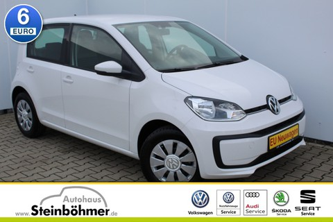 Volkswagen up 1.0 l move up 4-TÃŒren