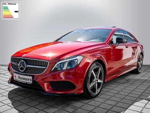 Mercedes-Benz CLS 400 AMG-LINE TR