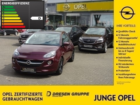 Opel Adam 1.2 GLAM 70PS