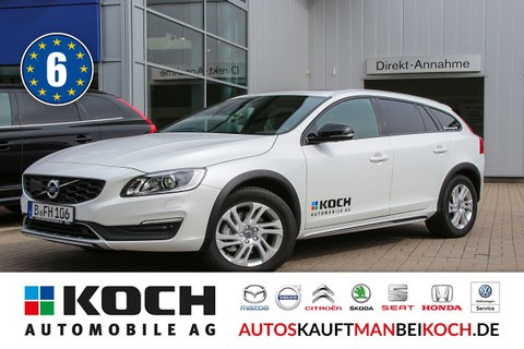Volvo V60 CC Cross Country D4 AWD Momentum