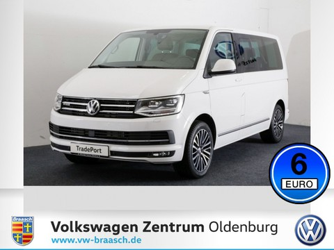 Volkswagen T6 Multivan Generation Six