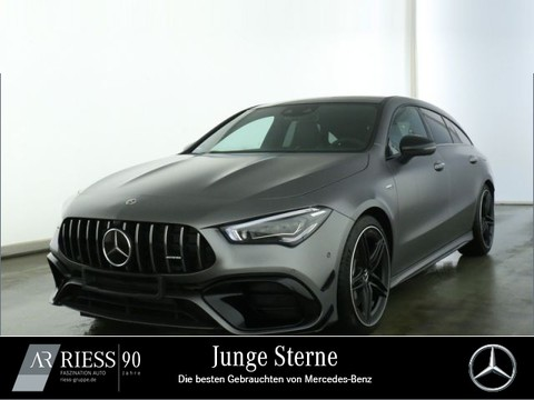 Mercedes-Benz CLA 45 AMG SB Aero Night Perf Sitze Dis