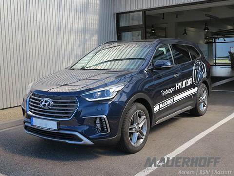 Hyundai Grand Santa Fe   Smart Key  