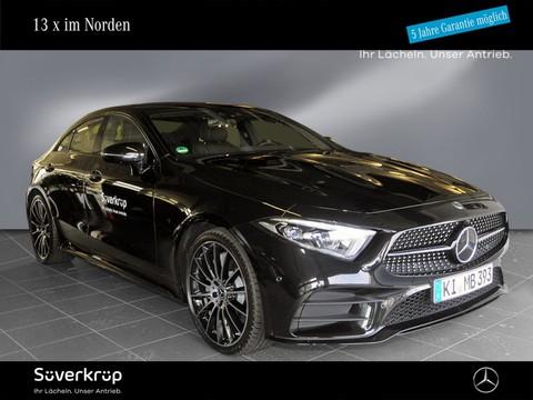 Mercedes-Benz CLS 300 d AMG NIGHT BURMESTER