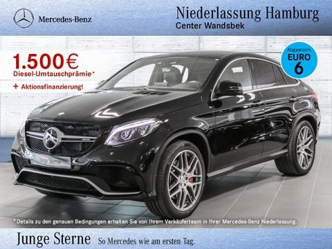 Mercedes GLE 63 AMG S Cp
