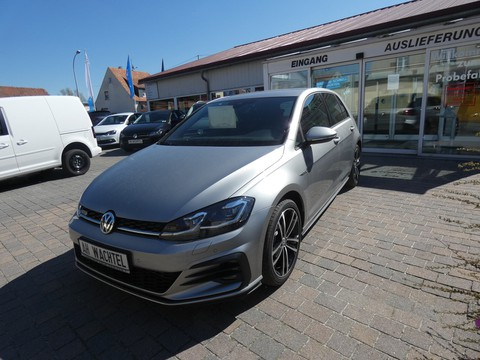 Volkswagen Golf 2.0 l TDI GTD VII