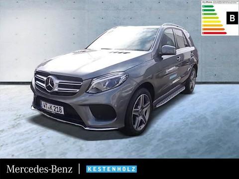 Mercedes GLE 350 d ° AMG-Lin
