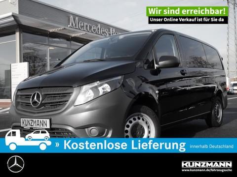 Mercedes-Benz Vito 114 Tourer Audio 15