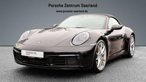Porsche 992 Carrera 4S Cabrio