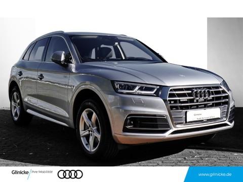 Audi Q5 2.0 TFSI quattro sport Vorb