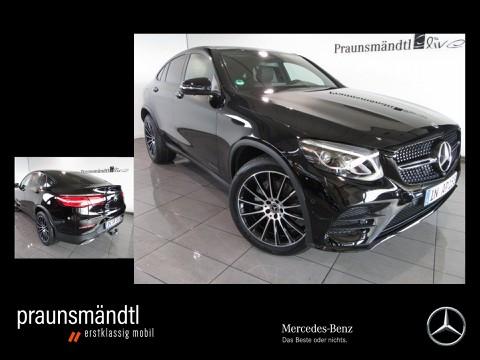 Mercedes-Benz GLC 250 AMG Night GlasSD 20 °