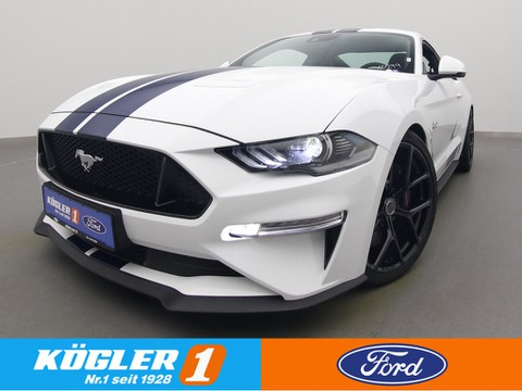 Ford Mustang Customized GT Coupe 726PS Shelby-Felgen