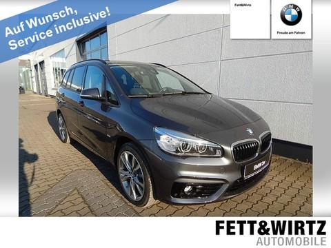 BMW 218 Gran Tourer Sport Line 18