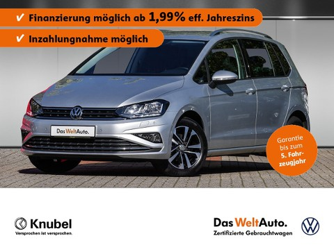Volkswagen Golf Sportsvan 1.0 TSI United RKamera F