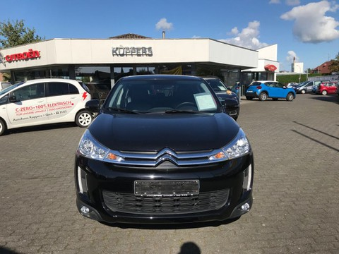 Citroën C4 Aircross 115 Stop & Start Selection