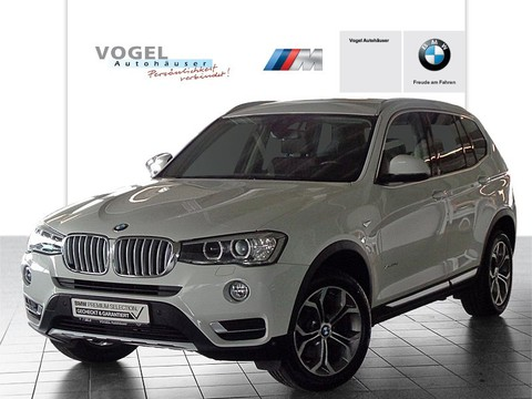BMW X3 xDrive30d Modell xLine Prof Display Driving Assistant Speed Limit Info Lichtpaket