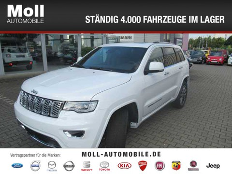 Jeep Grand Cherokee 3.0 Overland V6 ALPINE