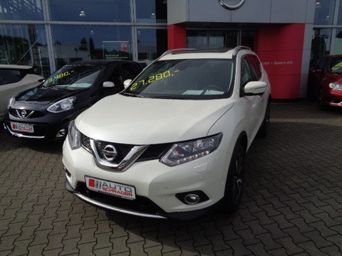 Nissan X-Trail 1.6 dCi 4x4i N-Vision SAFETY PAKET