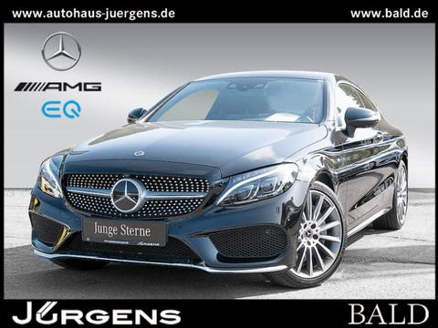 Mercedes-Benz C 300 Coupé AMG-Sport Burm