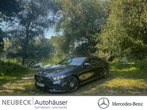Mercedes-Benz CLS 450 AMG Line edition 1 Burmester 3D