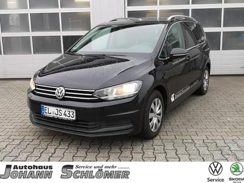 Volkswagen Touran 2.0 TDI Comfortline TOUCH FHEL
