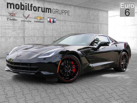 Corvette C7 Coupe Black Design Edition 8