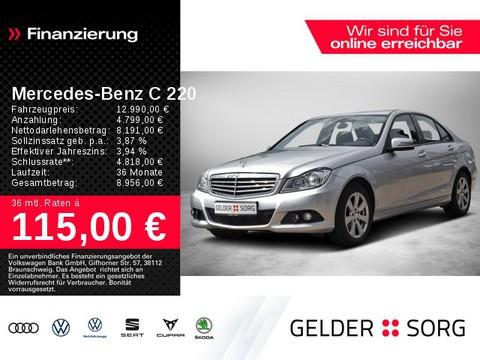 Mercedes-Benz C 220 Classic Edition