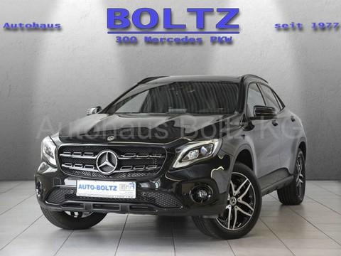 Mercedes GLA 250 Urban Night Spur-P