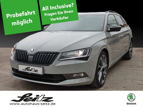 Skoda Superb 2.0 TDI Ambition