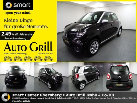 smart ForFour Passion PanoDa