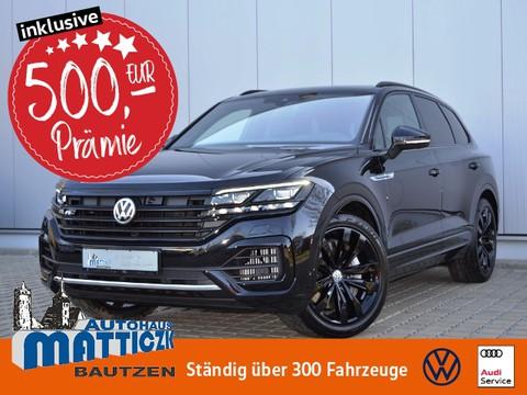 Volkswagen Touareg 4.0 V8 TDI R-Line BLACK-STYLE