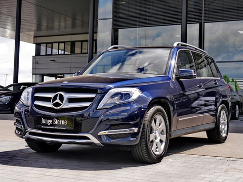 Mercedes GLK 220 Sitzklima Harman