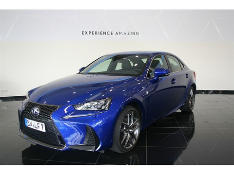 Lexus IS 300 h F-Sport Lexus Bonn