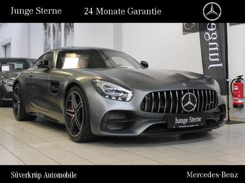 Mercedes-Benz AMG GT C NIGHT DISTRO SPUR