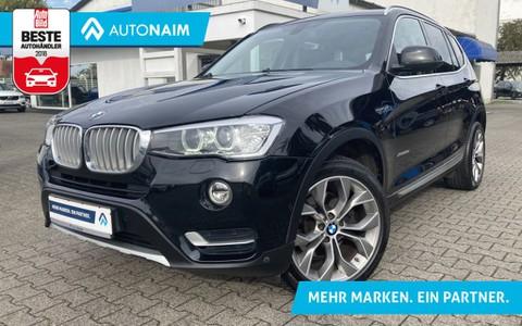 BMW X3 xDrive20d xLine R-  E-SITZ  