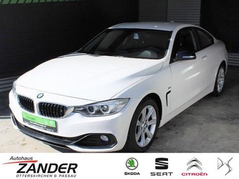 BMW 420 dA Sportline