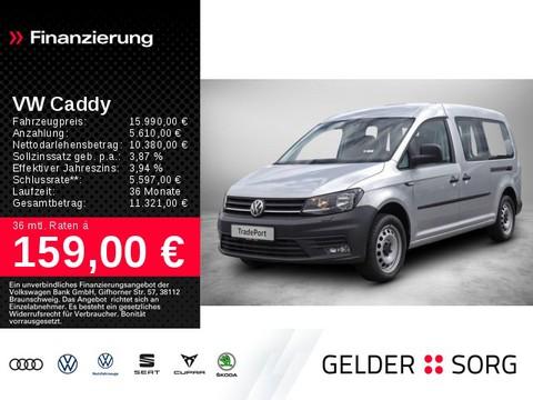 Volkswagen Caddy 2.0 TDI Maxi Kasten Heckflügel