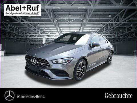 Mercedes CLA 200 AMG-Night Paket--