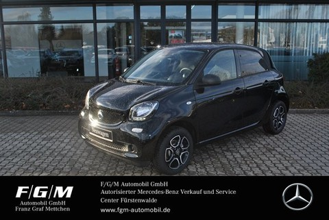 smart ForFour passion Cool&A Komfort-P