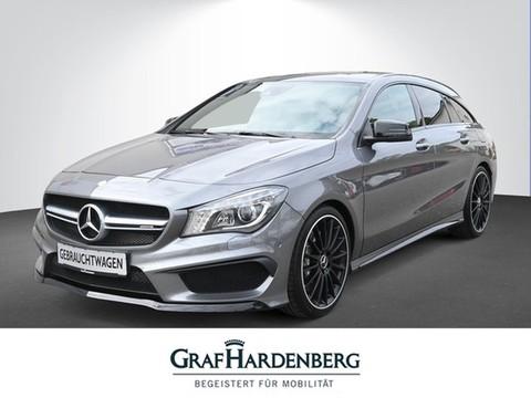 Mercedes-Benz CLA 45 AMG Shooting Brake Dynamic Plus