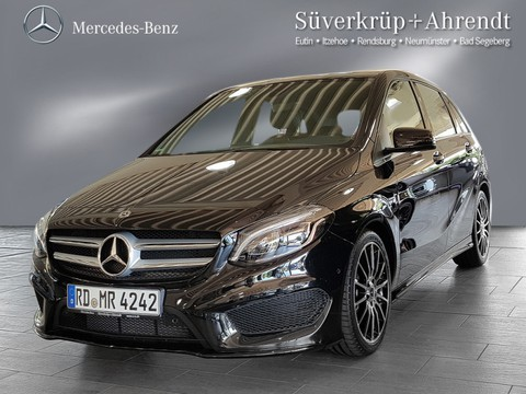 Mercedes B 220 d PEAK AMG-Line
