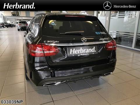 Mercedes-Benz C 300 de AMG NIGHT BURMESTE