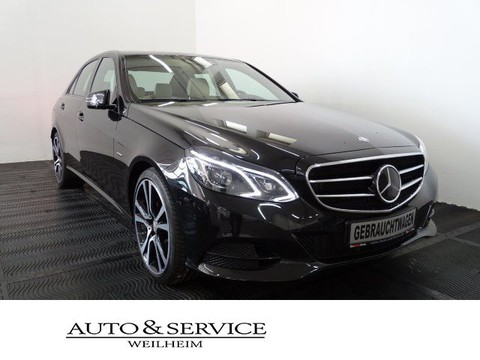 Mercedes E 350 HARMAN-KARDON
