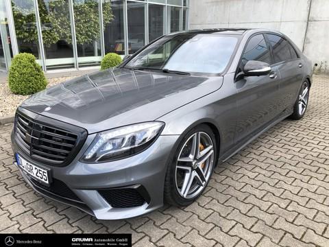 Mercedes-Benz S63 L MASSAGE SITZKLIMA