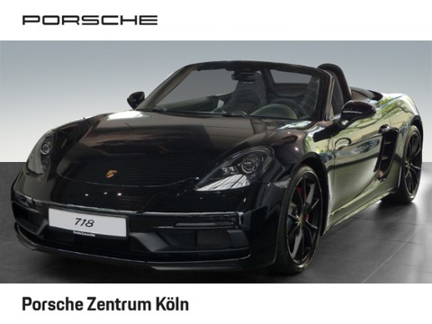 Porsche Boxster 718 GTS Connect