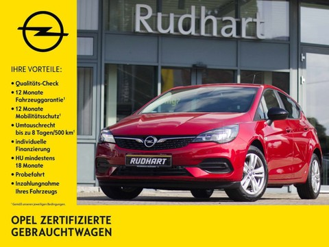 Opel Astra Edition LM16