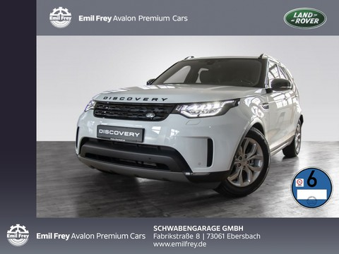 Land Rover Discovery 2.0 Sd4 SE adapt