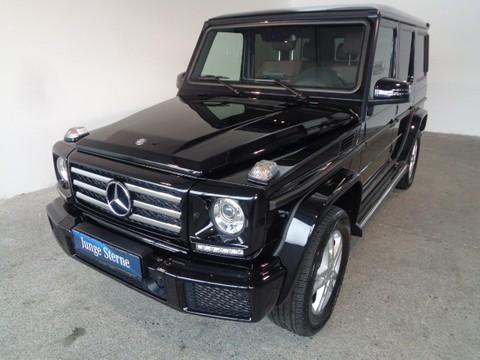 Mercedes G 350 d L
