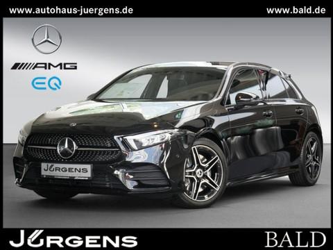 Mercedes-Benz A 250 AMG 18 Burmester Night